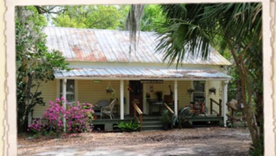 Mosswood Farm Store & Bakehouse   Micanopy, FL 32667